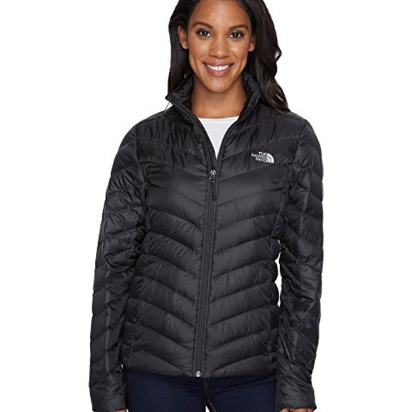 999b04d92 the north face trevail jacket 800 tnf black M NWT